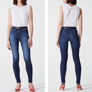 AG The Farrah High Rise Skinny Jean